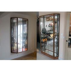 menu des vitrines petits formats. Black Bedroom Furniture Sets. Home Design Ideas